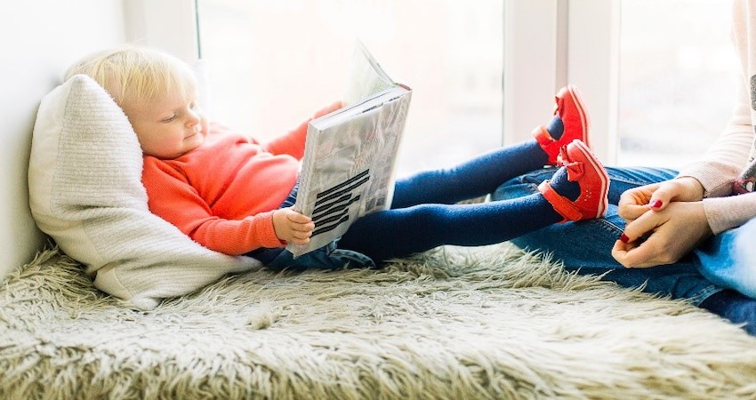 Ce citesc copiii in ziua de astazi?