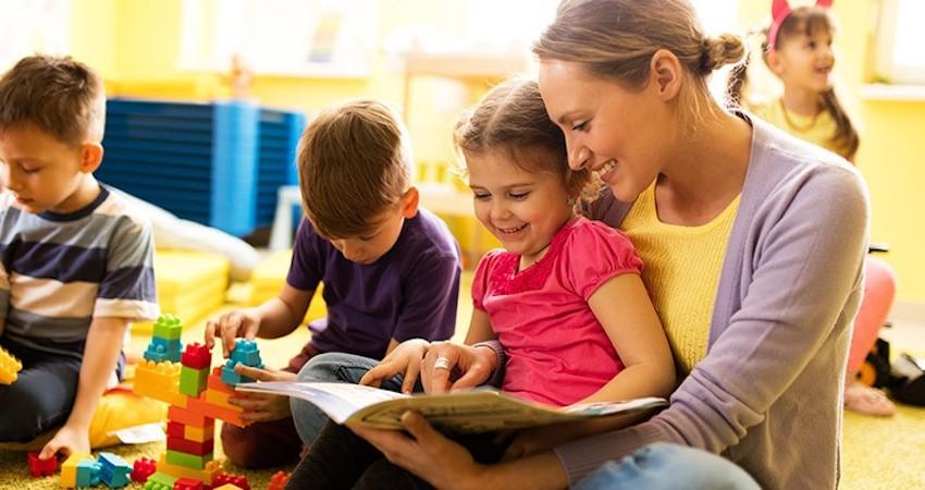 Cum invatam copiii de mici cu lectura