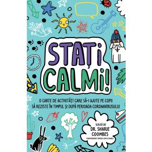 MINDFUL KIDS: Stati calmi!