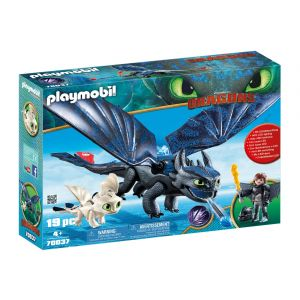 Hiccup, Toothless Si Pui De Dragon (PM70037)