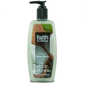 Sapun lichid cu cocos, Faith in Nature, 300 ml (FN019)