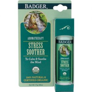 Balsam aromaterapie, Tension Soother, Badger 17 g (BDG017)