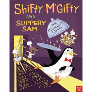 Shifty McGifty and Slippery Sam: The Diamond Chase