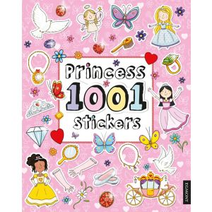 Princess 1001 Stickers