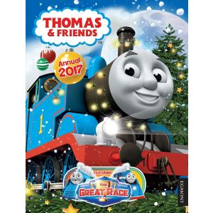 Thomas & Friends Annual 2017