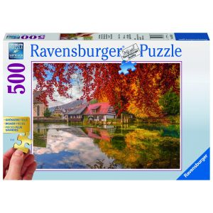 Puzzle Moara, 500 Piese